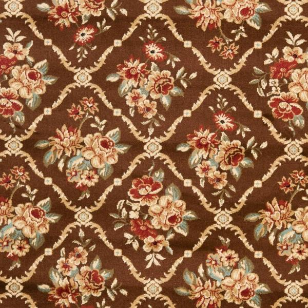 Safavieh Lyndhurst Brown 2 Ft X 8 Ft Runner Rug Lnh556 2525 28 The Home Depot