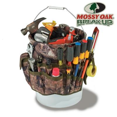 Camo Bucketeer 11 in. Tool Bucket Organizer