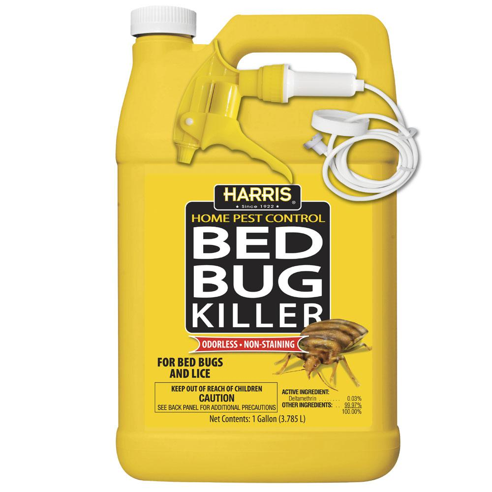 Harris Home Pest Control Bed Bug Killer Reviews