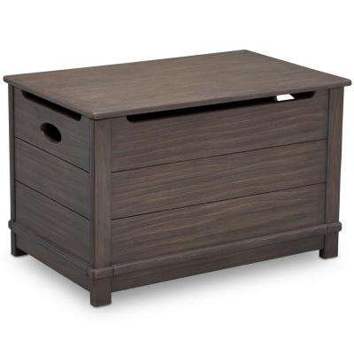 Monterey Farmhouse Rustic Grey Hope Chest Toy Box
