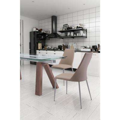 Whisp Beige Leatherette Dining Chair (Set of 2)