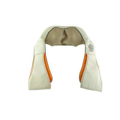 Neck and Back Shiatsu Massager with Heat