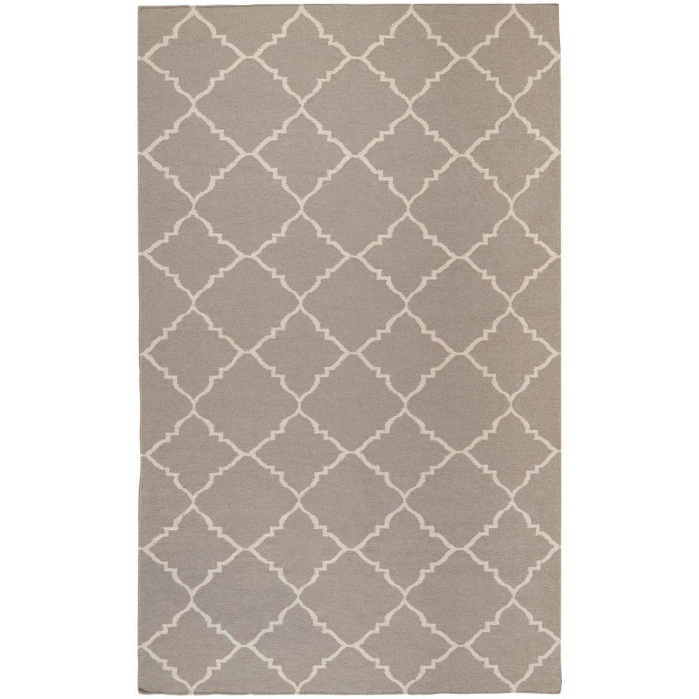 Alea Taupe 3 ft. 6 in. x 5 ft. 6 in.