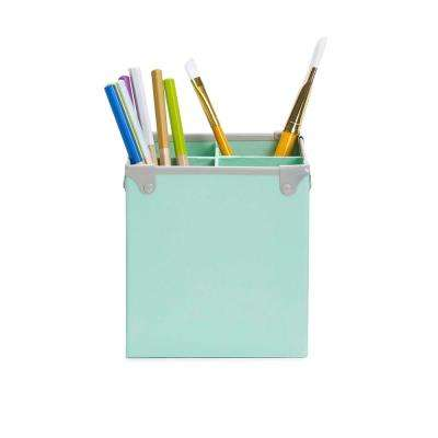 Frisco Paperboard Pencil Cup, Mint