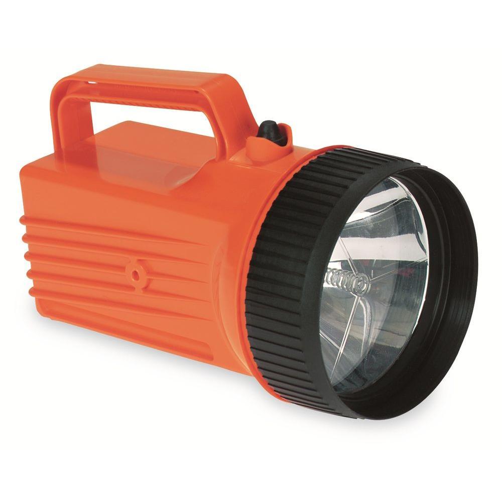null Flashlight 2206 4D Cell Safety
