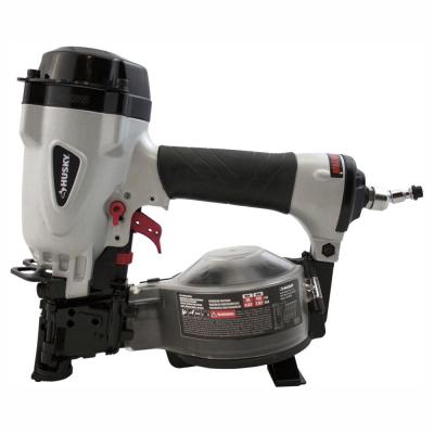 Pneumatic 15-Degree 1-3/4 in. Coil Roofing Nailer