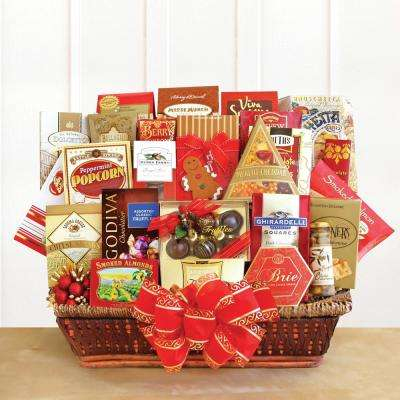 Holiday Extravaganza Products Gift Basket