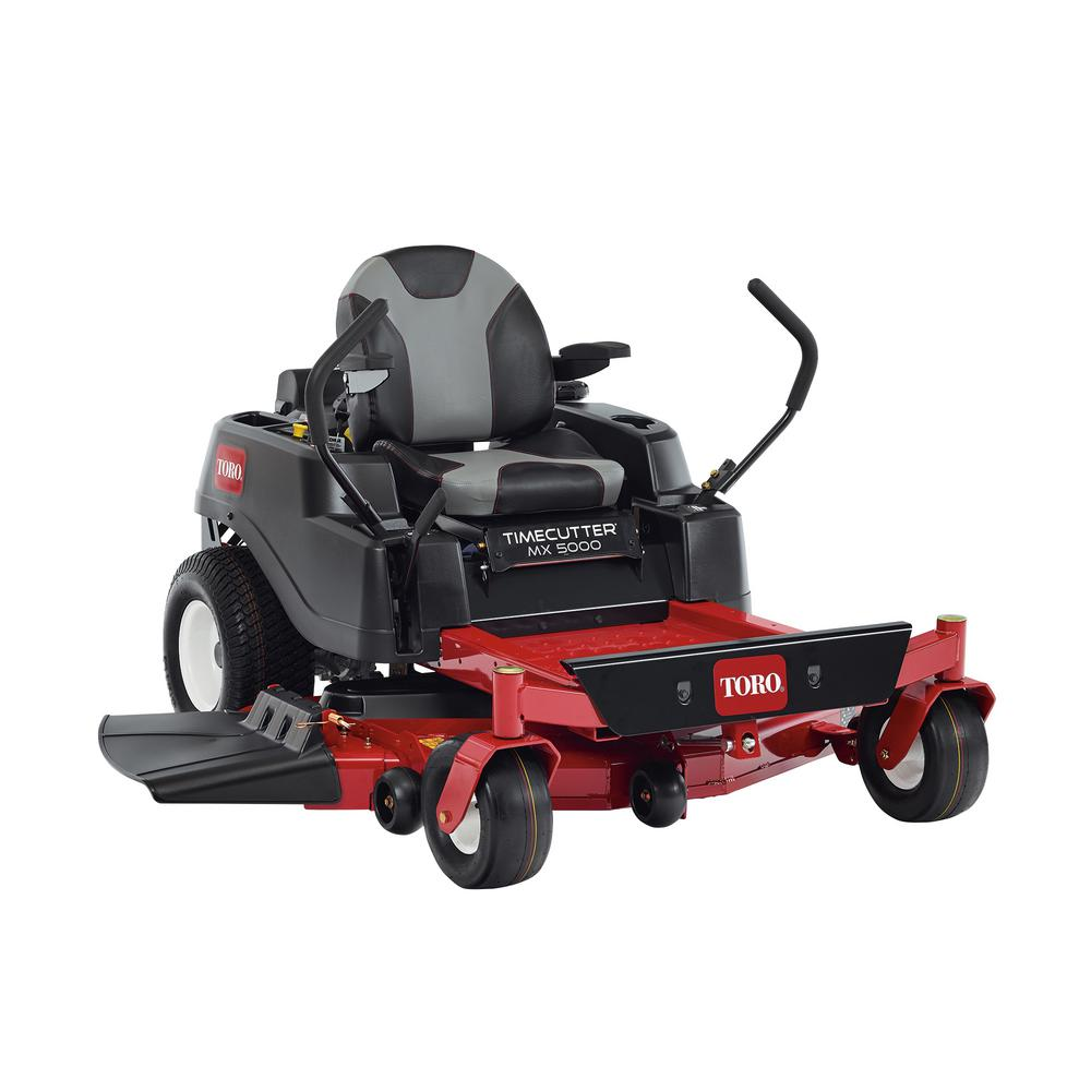 50 in. Fabricated Deck 24-HP Kohler V-Twin Gas Dual Hydrostatic Zero Turn Riding Mower