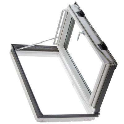 22-1/8 in. x 46-7/8 in. Roof Access Window with Laminated LowE3 Glass