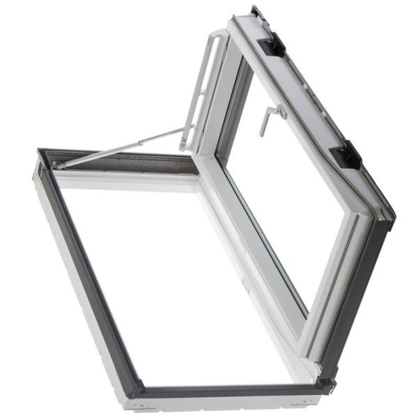 26-1/2 in. x 46-7/8 in. Egress Venting Roof Access Window with Laminated Low-E3 Glass