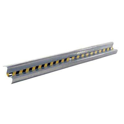 Guardrail Straight Rail Galva 132 in.
