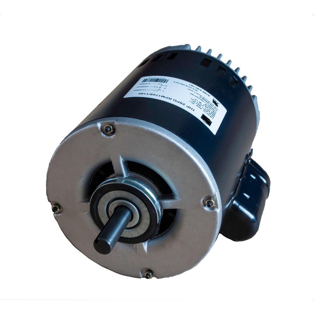 Hessaire 2 Speed 1 3 Hp 115 Volt Evaporative Cooler Swamp Cooler Motor A250 4 6 The Home Depot