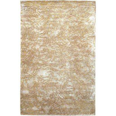 Asha Tan 9 ft. x 13 ft. Area Rug