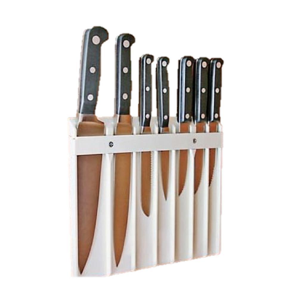 9 in. x 11 in. x 5/8 in. Knife Safe Beige