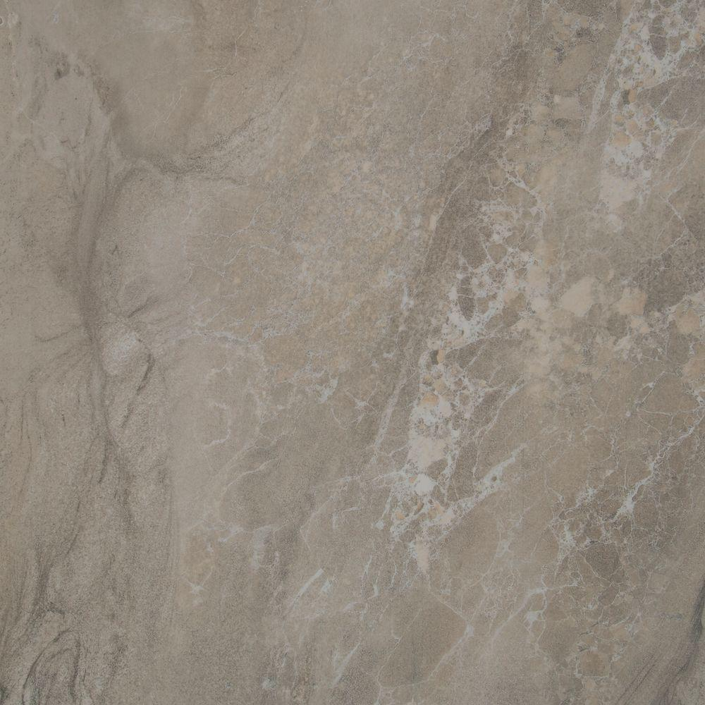 Msi chateau gris 18 in x 18 in glazed porcelain floor and wall glazed porcelain floor and wall tile dailygadgetfo Gallery