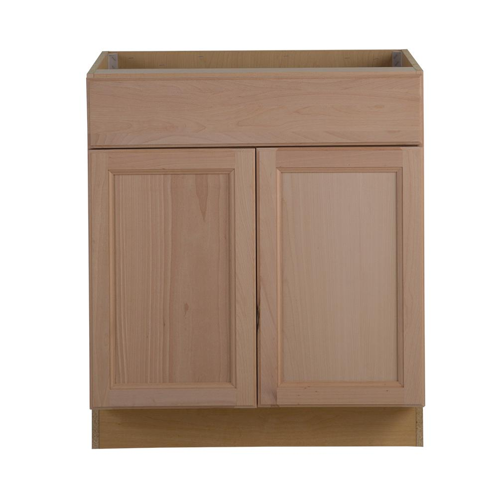 Hampton Bay Assembled 30 In. X 34.5 In. X 24.63 In. Easthaven Base