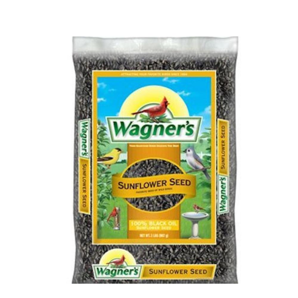2 lb. Black Oil Sunflower Seed Wild Bird Food