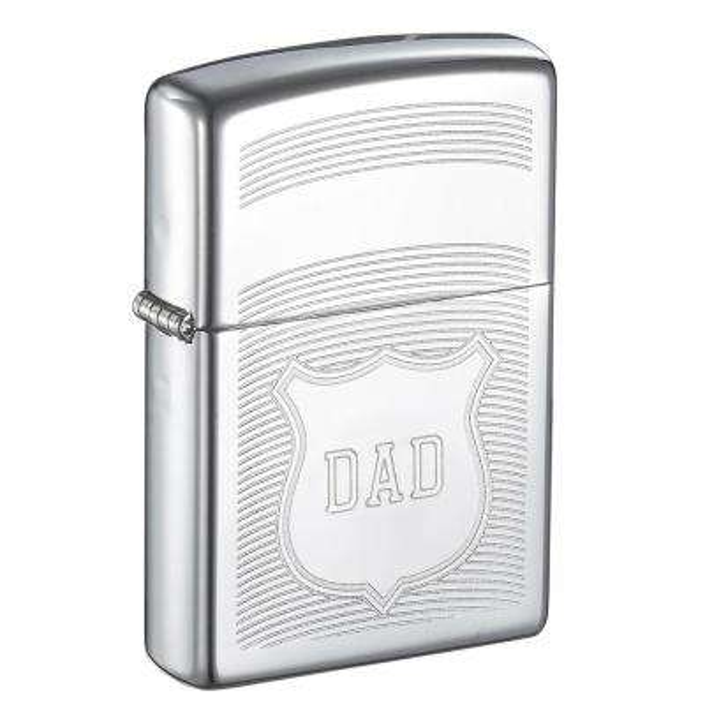 Zippo Shield Design Father's Day Lighter
