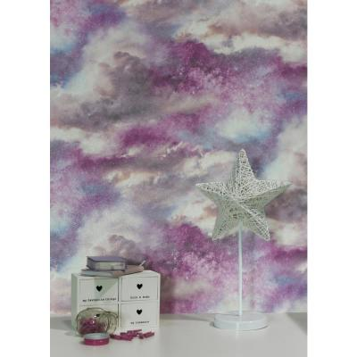 Diamond Galaxy Paper Strippable Wallpaper (Covers 57 sq. ft.)