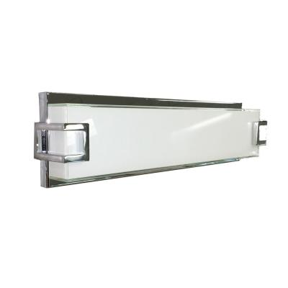 Ryder 26-Watt Chrome Integrated LED Bath Light