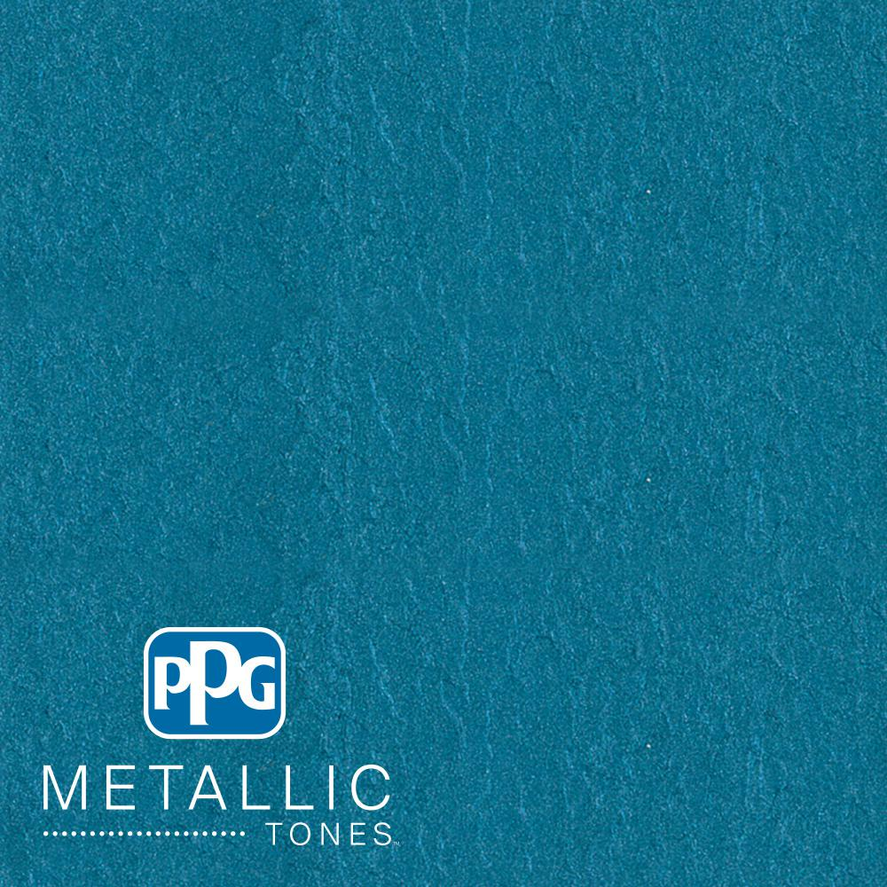 Mtl113 Abundant Blue Metallic Interior Specialty Finish Paint