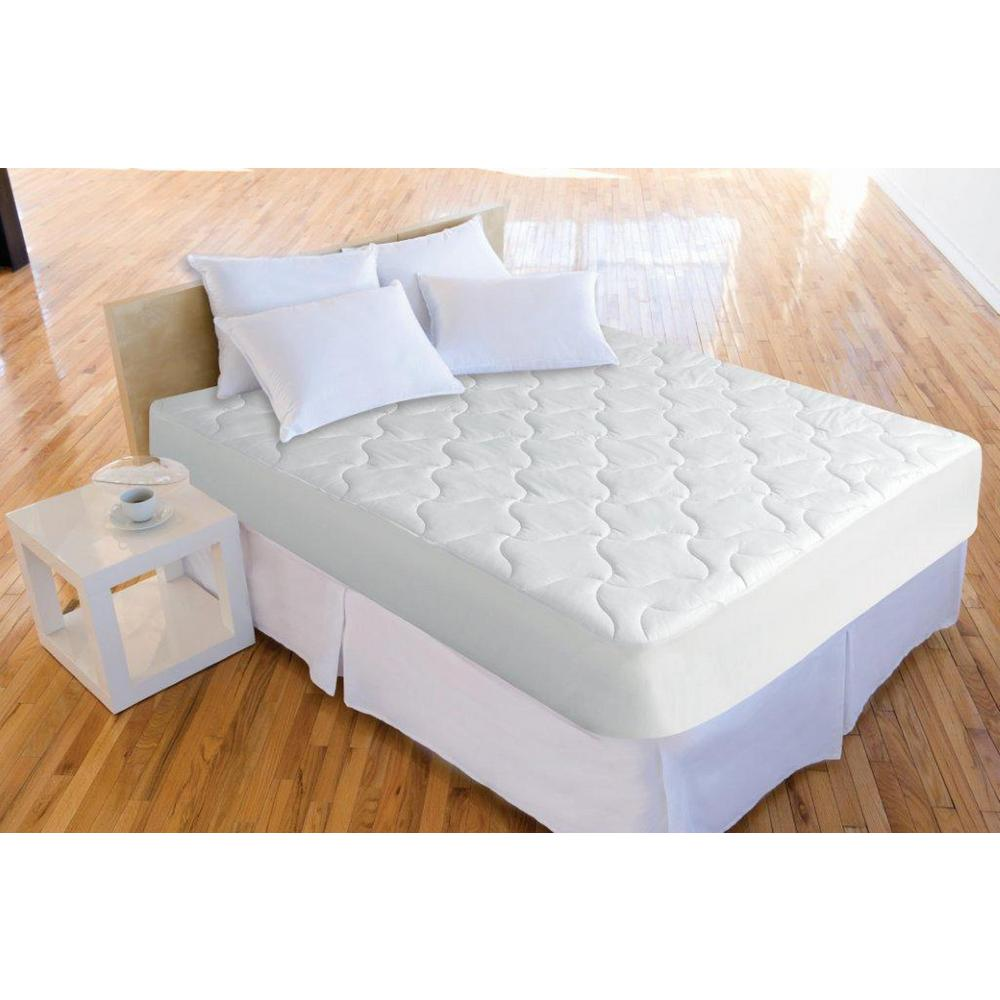 Queen Polyester Mattress Pad