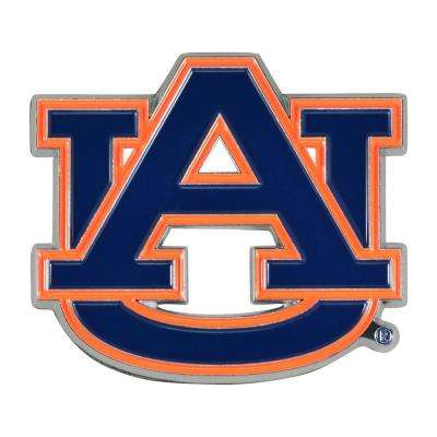 2.7 in. x 3.2 in. NCAA Auburn University Color Emblem