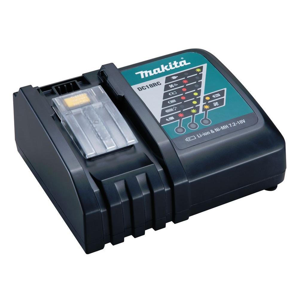 18-Volt LXT Lithium-Ion Rapid Optimum Battery Charger