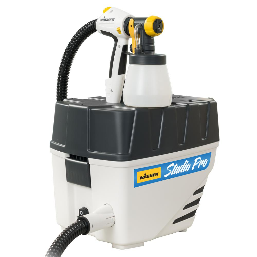 Wagner Studio Pro HVLP Stationary Sprayer