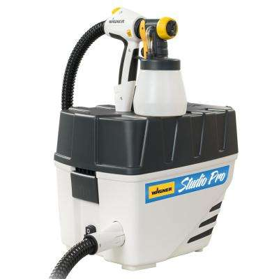 Studio Pro HVLP Stationary Sprayer