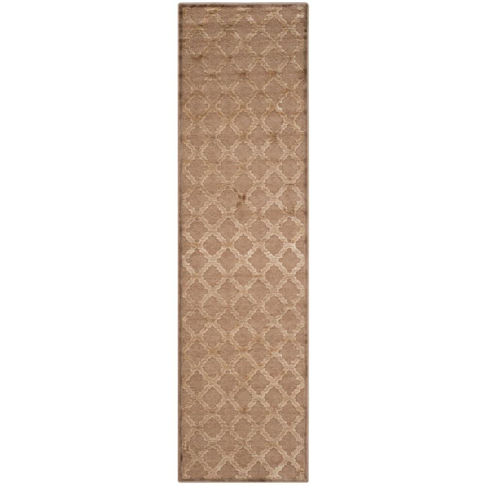 Paradise Camel 2 ft. 2 in. x 8 ft. Rug Runner
