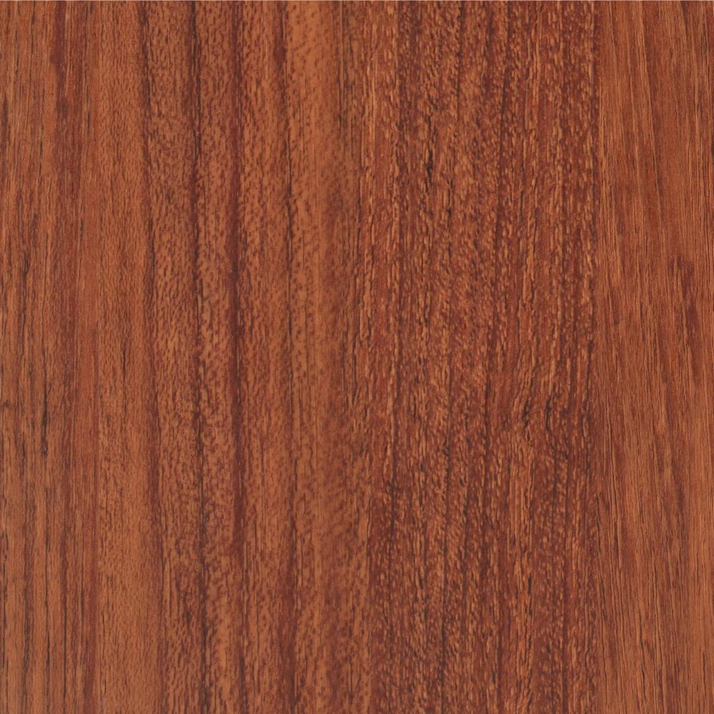 TrafficMASTER Allure 6 in. x 36 in. Brazilian Cherry Luxury Vinyl Plank Flooring (24 sq. ft. / case)