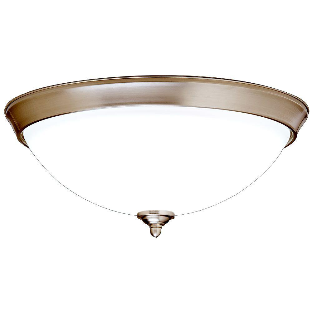 VELUX Oil Rubbed Bronze Decorative Flush-Mount Diffuser for TGR 010, THR 010, TSR 010 and TMR 010 SUN TUNNEL Tubular Skylights
