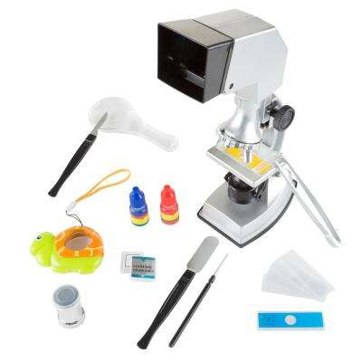 Microscope for Kids (18-Piece)
