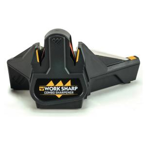 Work Sharp Combo Manual and Electric Knife Sharpener by Work Sharp