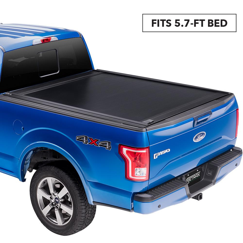 Ford Com Mx >> Retrax One Mx Tonneau Cover 09 14 Ford F150 Supercrew Supercab 5 7 Bed