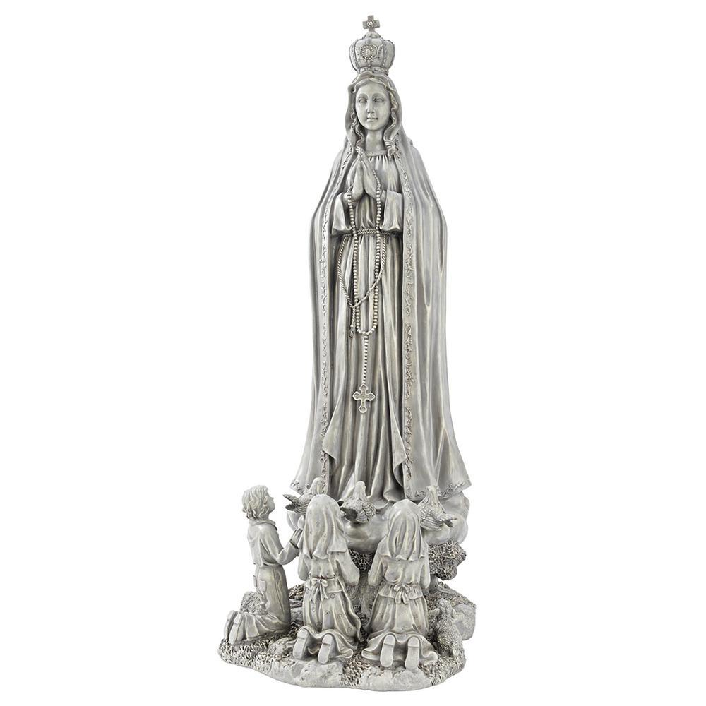 32 in. H Our Lady of Fatima Grand Scale Statue