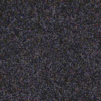 Carpet Sample - Starry Night II - Color Sapphire Texture 8 in. x 8 in.