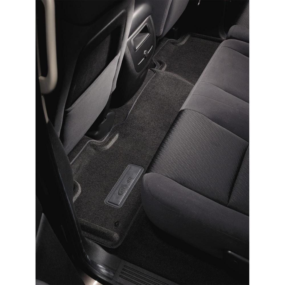 Lund 783001-G Catch-It Carpet Grey Rear Seat Floor Mat