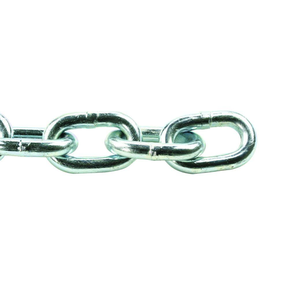 3/16 in. x 1 ft. Zinc-Plated Proof Coil Chain