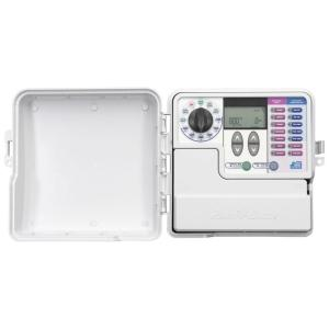 Rain Bird 6-Station Indoor/Outdoor Simple-to-Set Irrigation Timer-SST600o -  The Home Depot