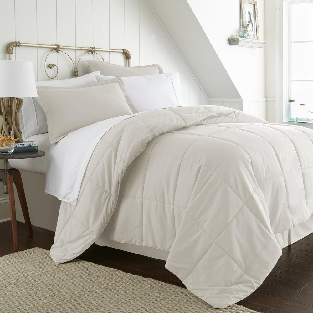 Becky Cameron Performance 8-Piece Ivory California King Bed in a Bag Set was $125.99 now $69.29 (45.0% off)