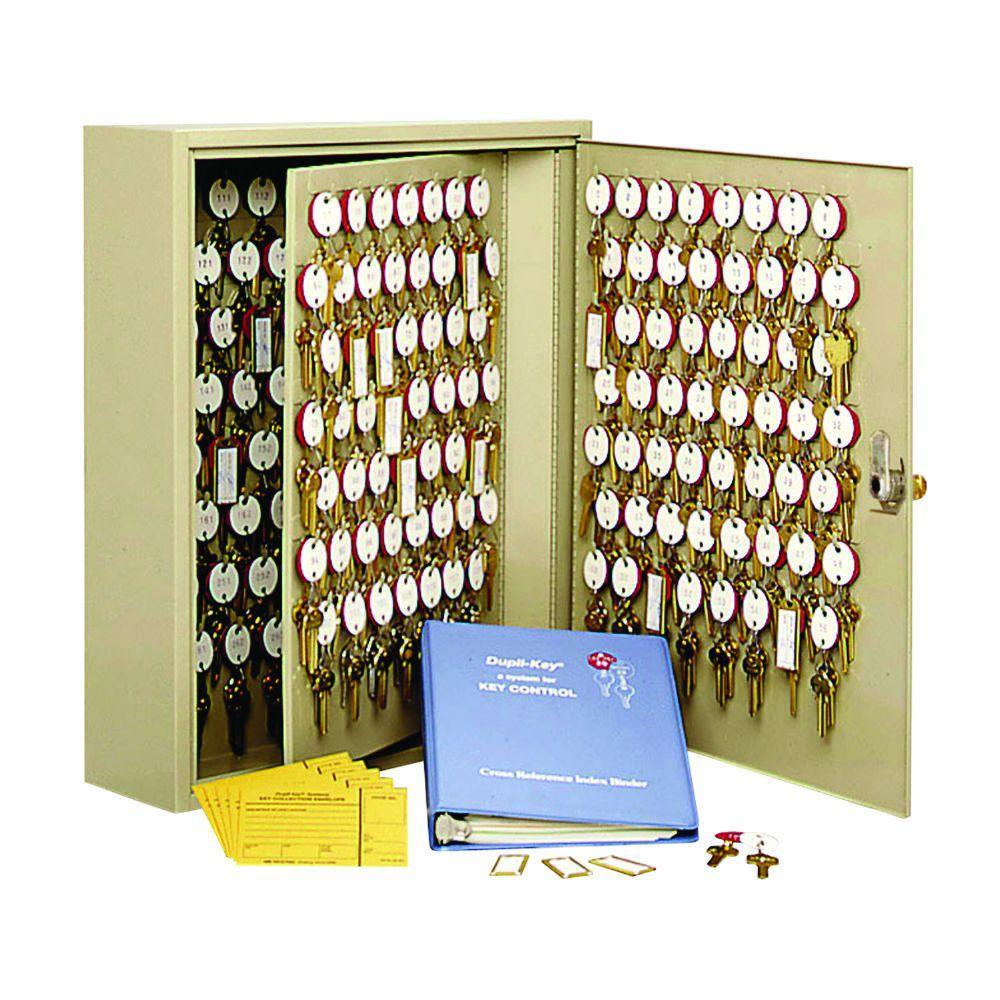 STEELMASTER 120 Key Cabinet Safe-201812003 - The Home Depot
