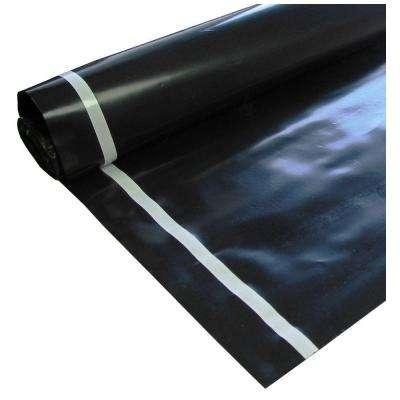 Moisture Barrier 40 ft. x 2.5 ft. x 6 mil (.006 in.) with Self-Adhesive Edge for Installation with WarmFilm