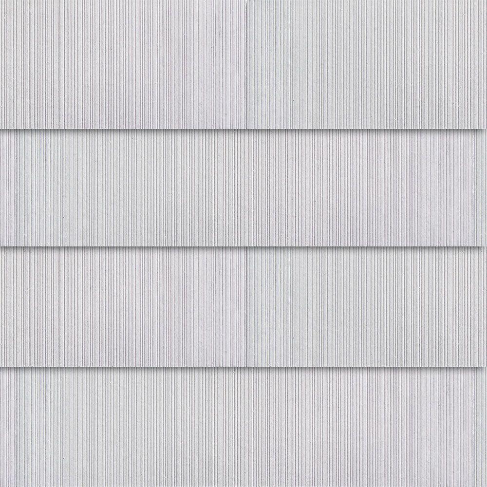 Weatherside Profile9 9 in. x 32 in. Fiber Cement Shingle Siding