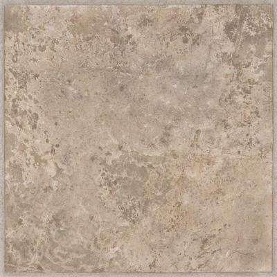 Ridgedale Sand 12 in. x 12 in. Residential Peel and Stick Vinyl Tile Flooring (45 sq. ft. / case)