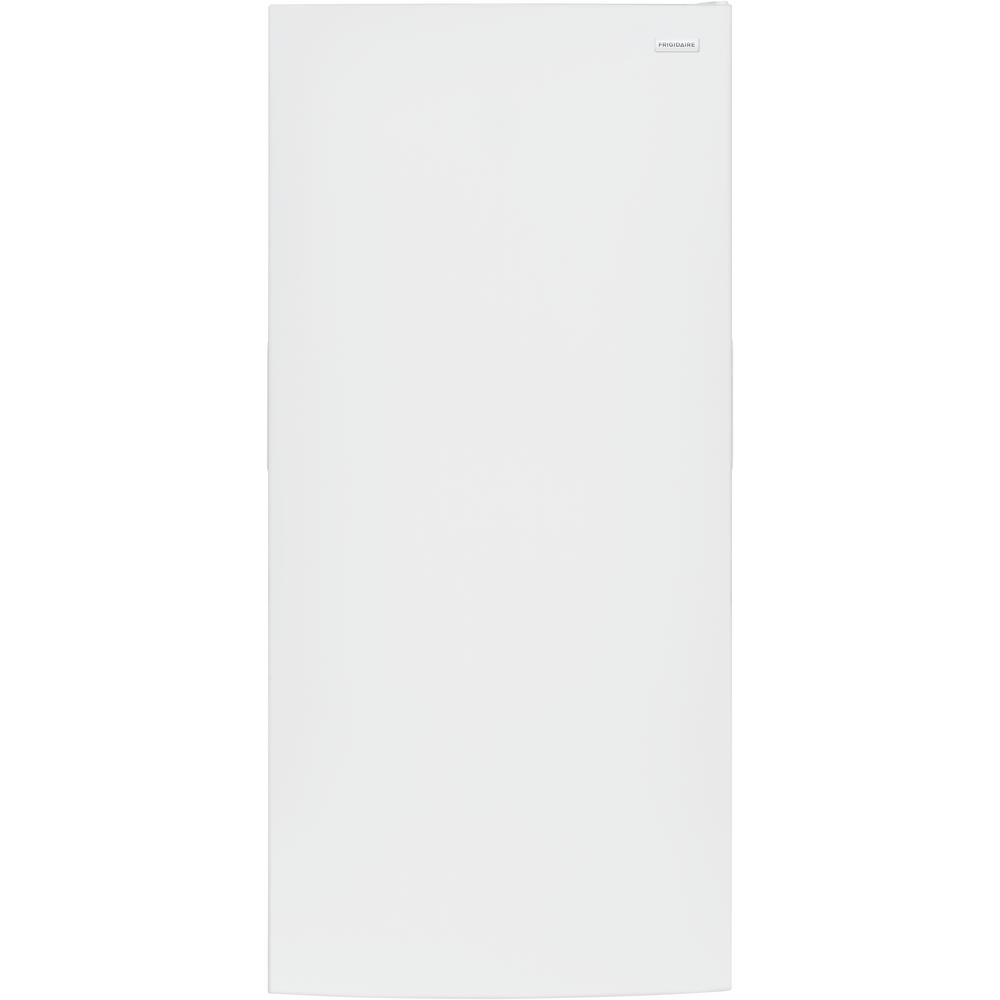 Frigidaire 20 cu. ft. Frost Free Upright Freezer in White with Reversible Door
