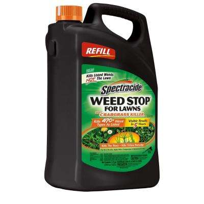 1.33 Gal. Weed Stop for Lawns Accushot Refill Weed Plus Crabgrass Killer