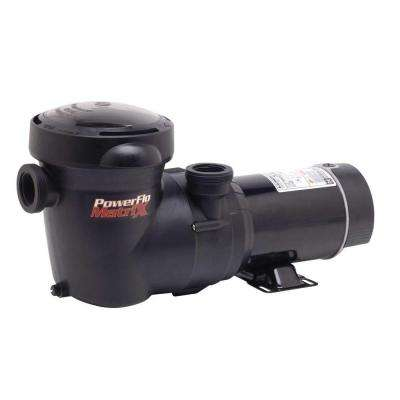 Matrix 1-1/2 HP Special Dual Speed Pool Pump