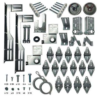 Garage Door Hardware Installation Kit (for 16 ft. x 7 ft. Doors)